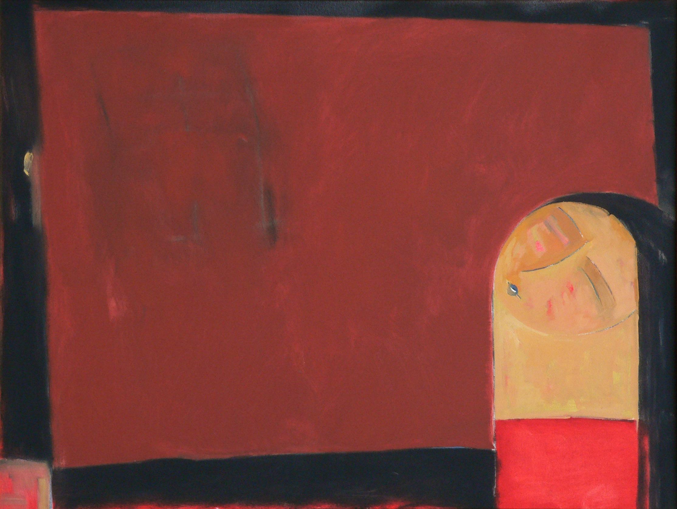 Ręcznie malowany obraz